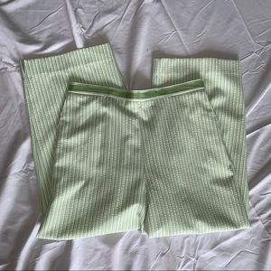 ♻️ Striped Alfred Dunner Capris ♻️